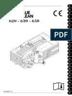 Annovi Reverberi Blue Clean 620 Pressure Washer