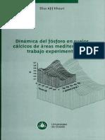 Dinamica Del Fosforo en Suelos Calcicos