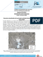 Reporte Sabancaya enero 2015