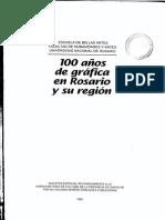 100 Años de Grafica en Rosario y Su Region
