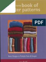 Ann Budd - Knitter's Handy Book of Sweater Patterns