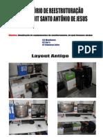 Relatório Instalação Le Biscuit - Santo Antonio de Jesus