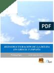 REESTRUCTURACION DE LA DEUDA EN GRECIA Y ESPAÑA