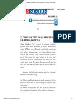 25 Ethics Case Study for IAS Mains 2014 by S. K. Mishra, IAS (retd.pdf