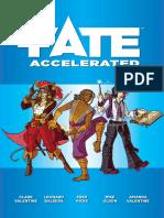 Fate Accelerated EPub Edition