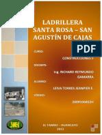 Ladrillo de Cajas - Huancayo