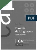 Sofia Miguens - Filosofia Da Linguagem Uma Introducao