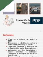 Tema 6 Evaluacion Social de Proyectos