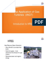Training Session4 - Heat Recovery Steam Generators