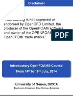 OpenFOAM - 12 tips and tricks