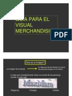 Guia Para El Visual Merchandising