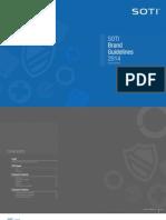 SOTI Brand Guidelines 2014