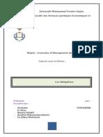 Les Obligations (1)