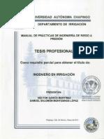 Manual Practicas Riego