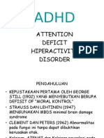 25. ADHD