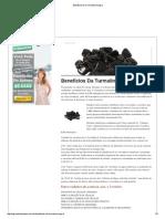 Benefícios Da Turmalina Negra