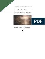 Herculano Pires - Concepção Existencial de Deus
