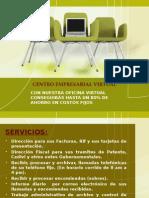 CENTRO EMPRESARIAL VIRTUAL 2015.ppsx