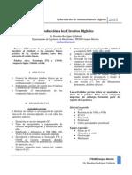 P1 Introducción a Los Circuitos Digitales