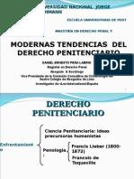 Curso Modernas Tendencias Del Derecho Penitenciario Unjbg 2014