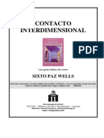 Sixto Paz - Contacto Interdimensional (1)