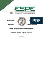 Creacion de redes - Entrevistas.doc