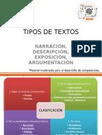TIPOS DE TEXTOS.ppt