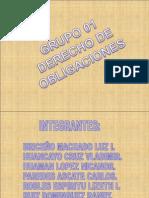 48145058 Diapositiva Obligaciones Grupo 1 Unidad I