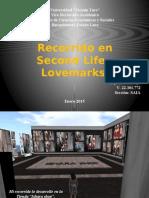 Recorrido por Second Life