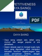 Daya Saing