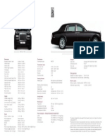 Rolls Royce Phantom Extended Wheelbase World Specification 2012