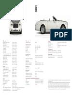 Rolls Royce Phantom Dropheadcoupe World Specification 2012
