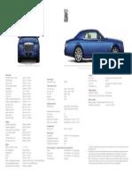 Rolls Royce Phantom Coupe World Specfication 2012