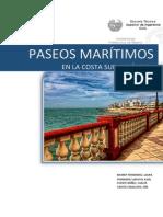 Paseos Marítimos en La Costa Sur-Atlántica