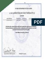 license ec