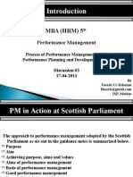 Performance Management Session 3