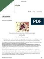 Patologia e Fisiologia