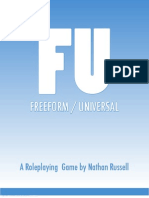 FU the FreeformUniversal RPG