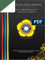 Proposal Kerja Praktek Repaired Revisi