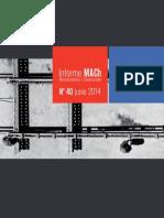 MACh-40 Informe Macro Economico 2014 Chile