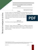 Rafael Santa Maria Bases Antropologicas Final
