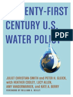 Water and Environmental Justice Ch33