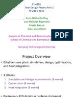 FYDP Part 2 Briefing