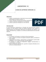 Laboratorio 1-1 Asterisk11