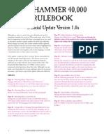 40k Rulebook v1a