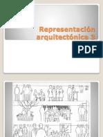 Representación arquitectónica AMBIENTACION