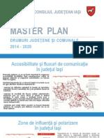 Masterplan al drumurilor județene și comunale (2014-2020)