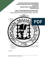 LPJ Departemen Pengembangan Keprofesian