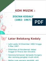 Tokoh Muzik Kodaly
