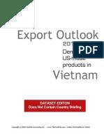 Export Outlook Vietnam